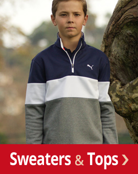 Junior Sweaters and Tops