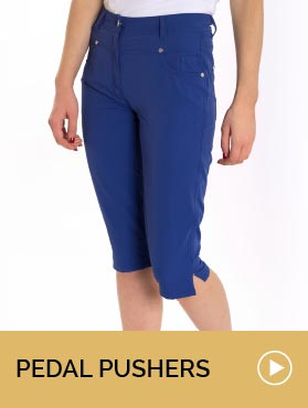GolfGarb: Ladies Thermal Trousers
